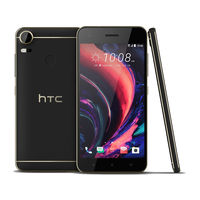 HTC Desire 10 Lifestyle Smartphone LTE, Black