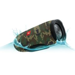 JBL Charge 3 Squad Portable Bluetooth speaker, Camouflage