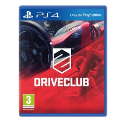 Drive Club for PS4