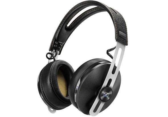 Sennheiser Momentum 2.0 Around Ear Bluetooth Headphones, Black