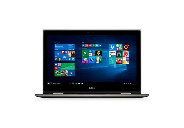 Dell Inspiron 5378-1058 i5 8GB, 1TB 13.3  Laptop, Grey