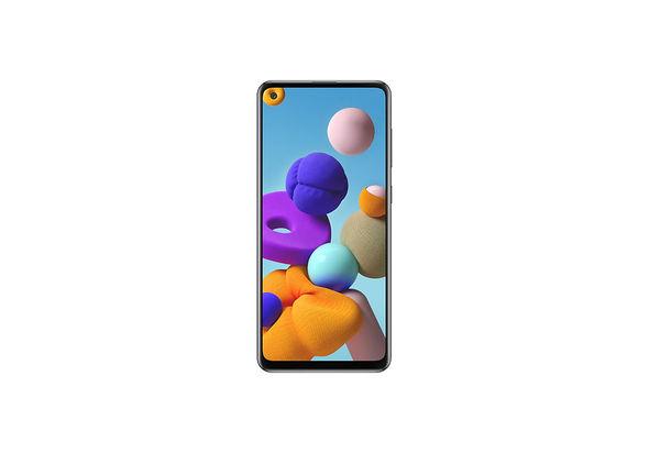 Samsung Galaxy A21s Smartphone LTE,  Black