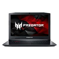 "Acer Predator Helios 300 i7 7700HQ 16GB, 256GB+ 1TB, GTX1060 6GB Graphic, 17.3"" Gaming Laptop"
