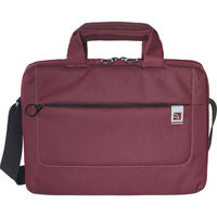 "Tucano Loop Small Slim Bag for 13"" Ultrabook and Notebook, Burgundy"