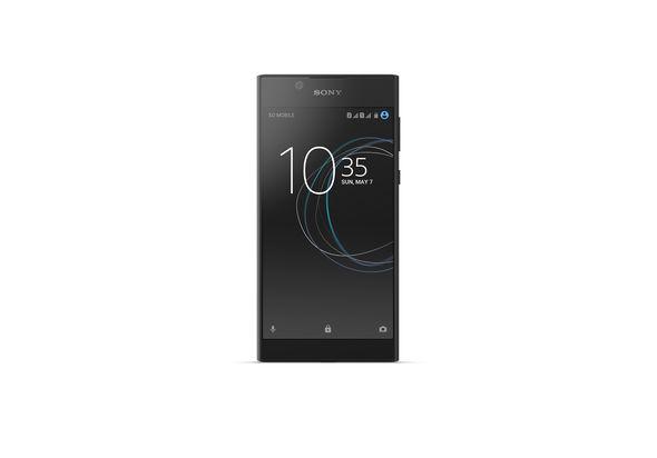 Sony Xperia L1 Smartphone LTE, Black
