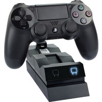 Venom Twin Docking Station for PS4,  Black