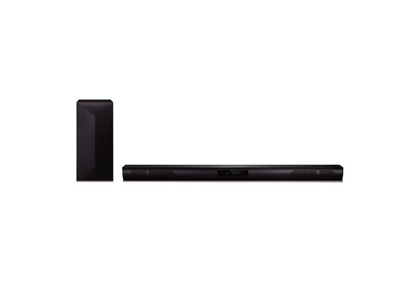 LG LAS450H Home Theater System