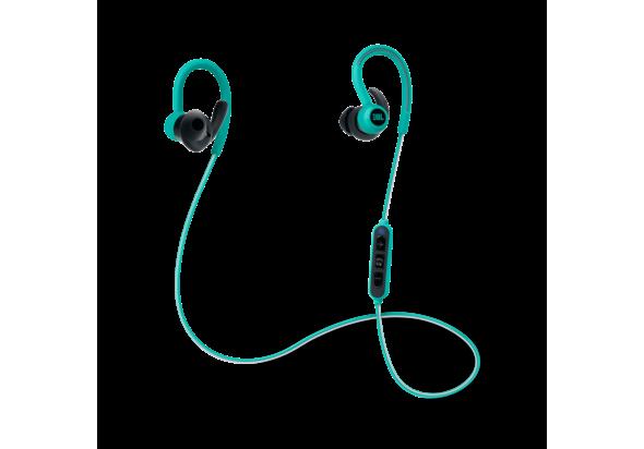 JBL Reflect Contour Wireless behind-the-ear sport headphones, Teal