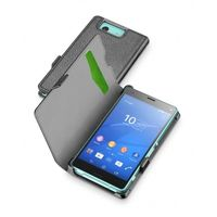 Cellularline Book Essential For Xperia Z3 Compact, Black