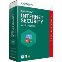 Kaspersky Internet Security Multi-Device 2017 4 User