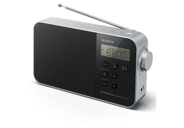 Sony ICF-M780 Portable digital clock radio (FM / MW / LW tuner) a