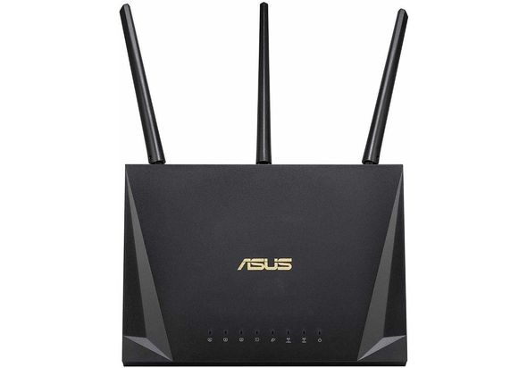 Asus RT-AC85P Wireless-AC2400 Dual Band Mobile Gaming Gigabit Router