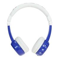 BuddyPhones In Flight Headphones - Blue