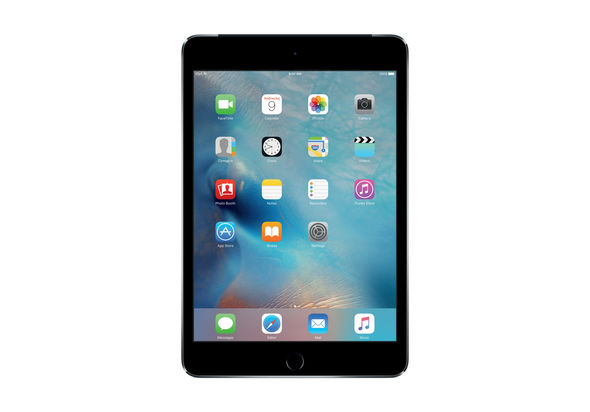 Apple iPad mini 4 64GB Wi-Fi Cellular, Space Gray