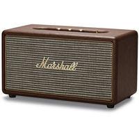 Marshall Audio Stanmore Bluetooth Speaker System, Brown