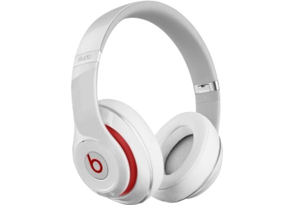 Beats Studio Wireless Over-Ear Headphones, White