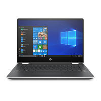 "HP Pavilion x360 14-DH1014NE i5 8GB 512GB 2GB NVIDIA GeForce MX130 Graphic 14"" Laptop"