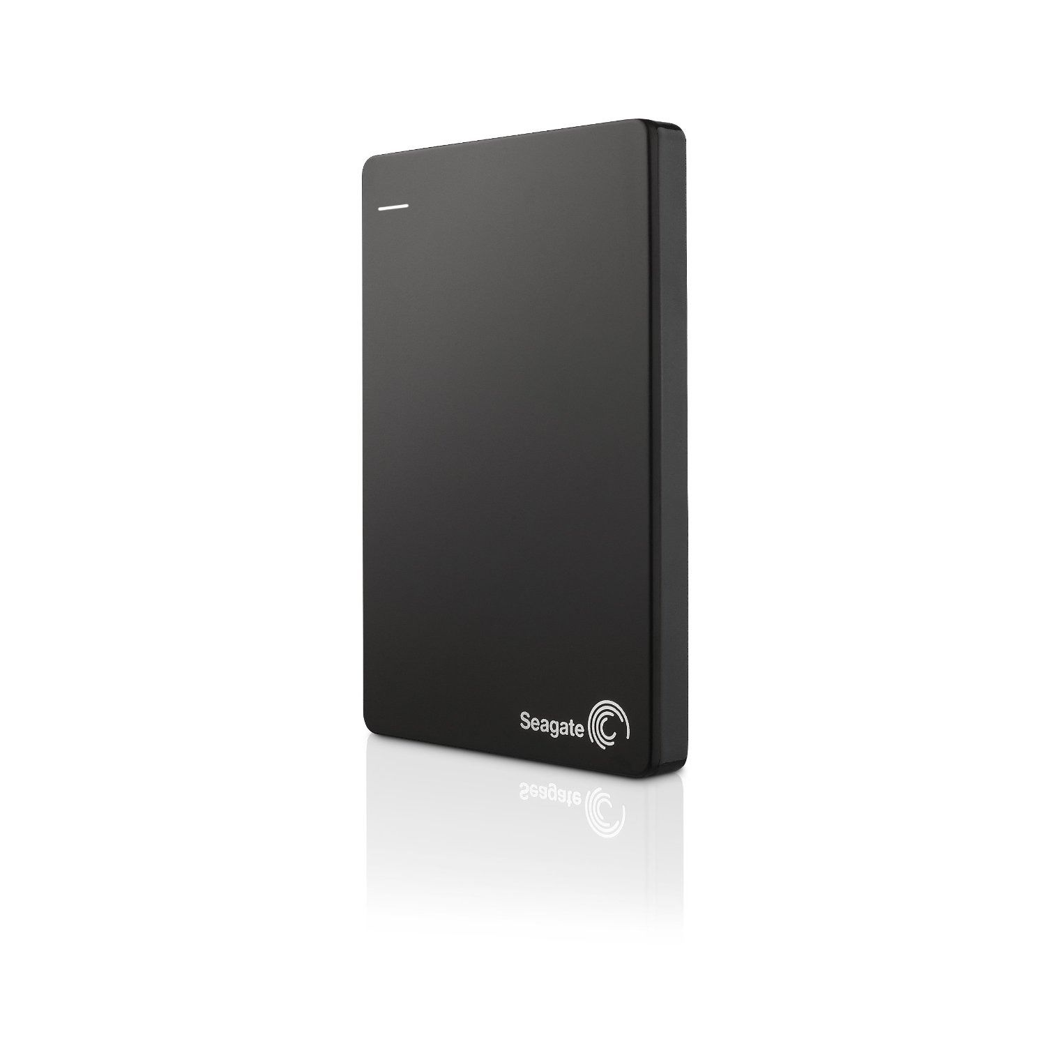 Seagate 1TB Backup Plus Slim Hard Disk, Black
