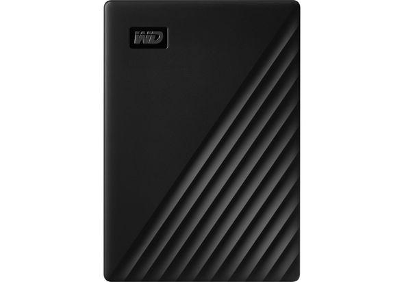 WD 4TB My Passport USB 3.2 Gen 1 External Hard Drive 2019, Black