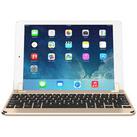 """Brydge 10.5 Bluetooth Keyboard for 10.5"""" iPad Pro and iPad Air 2019, Gold"""