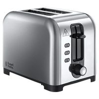 Russell Hobbs 23530 2 Slices Stainless Steel Toaster