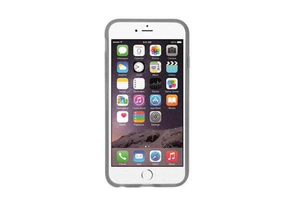 Idea IA048-350BLK Classic Series Silicone Case for iPhone 6