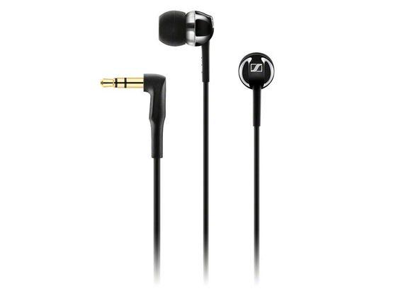 Sennheiser CX 1.00 Headphones, Black