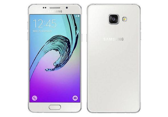 Samsung Galaxy A5 2016 Dual Sim Smartphone, White