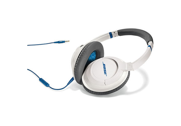Bose SoundTrue Around-Ear Headphones (White)
