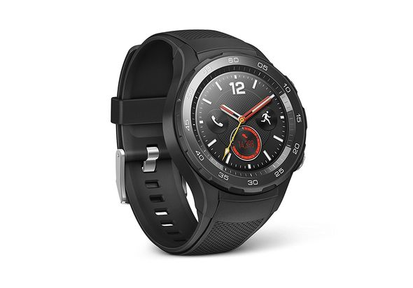 Huawei Smart Watch 2 Sport, Black
