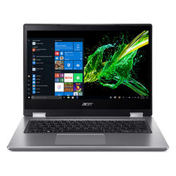"""Acer Spin 3 SP314-53N i5 8GB, 1TB+ 256GB 2GB Graphic 14"""" Laptop, Silver"""