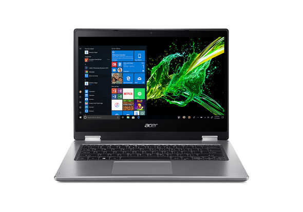 Acer Spin 3 SP314-53N i5 8GB, 1TB+ 256GB 2GB Graphic 14  Laptop, Silver