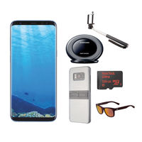 Samsung Galaxy S8 Smartphone, Midnight Black
