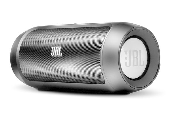 JBL Charge 2 Portable wireless stereo speaker, Black