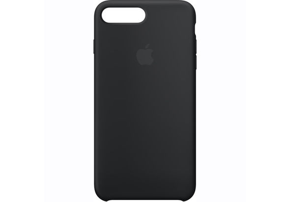 Apple iPhone 7 Plus Silicone Case, Black