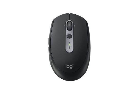 Logitech M590 Silent Wireless Mouse, Graphite