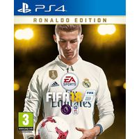 FIFA 18 - Ronaldo Edition For PS4