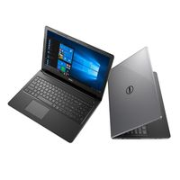 "Dell Inspiron 3567-INS-1100-GRY i5 4GB, 2GB Graphics, 500G 15.6"" , Win 10 Laptop, Grey"