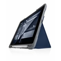 STM Dux Plus Ultra Protective Case for Apple iPad 9.7 6th Gen, Midnight Blue
