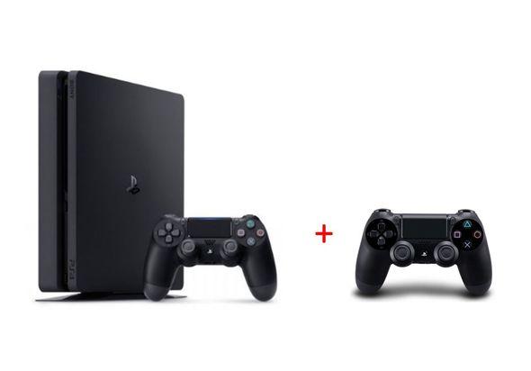 Sony PlayStation 4 1TB Console+ Call Of Duty: Legacy+ FIFA 17