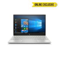 "HP Envy 13-AH1000NE i5 8GB, 128GB 13"" Laptop, Silver"