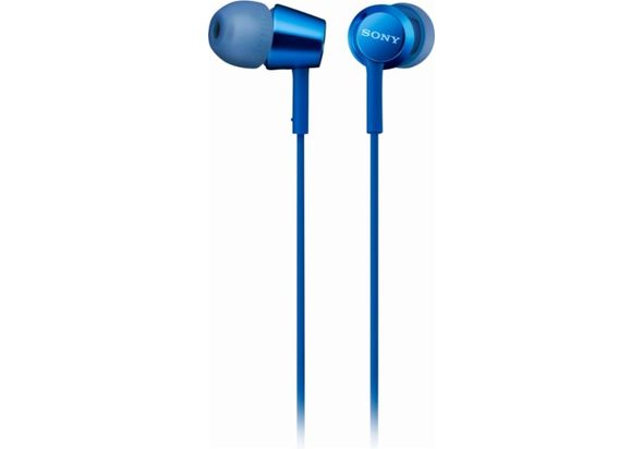 Sony -EX Series In-Ear Headphones(Light Blue)