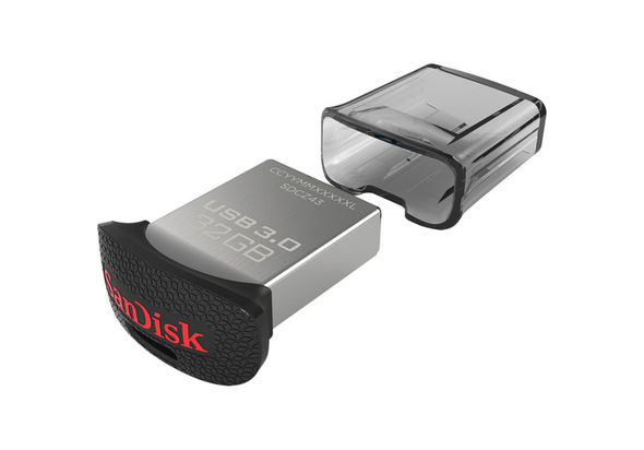 SanDisk 32GB CZ43 Ultra Fit USB 3.0