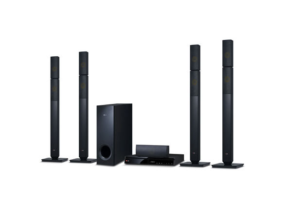 LG 1000W DVD Home Theater System