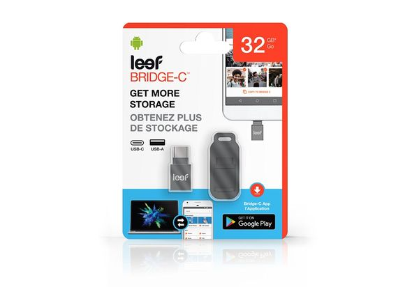 Leef Bridge-C USB Type-C 32GB Flash Drive