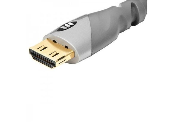 Monster Gold Advanced UHD High Speed 4K HDMI Cable with Ethernet - 3m