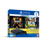 Sony PlayStation 4 1TB Bundle with 2 Games and 1Month PS Plus Membership