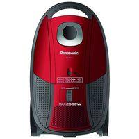 Panasonic MC-CG713 Canister Vacuum Cleaner, Red