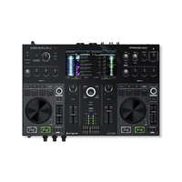 Denon PrimeGo 2-Deck Rechargeable Smart DJ Console with 7