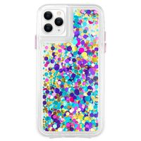 Case Mate Waterfall Case for iPhone 11 Pro Max, Confetti